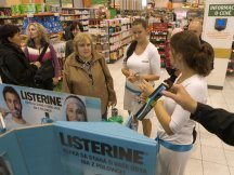 ppm factum realising Listerine promotion at CZ and SK including DM drugstore (2)