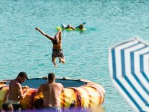 Milka softies beach promotion (13)