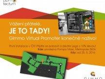 GIMMO Virtual Promoter finally live. (6)