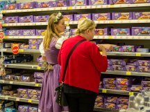 Milka Shop in shop - II. (13)