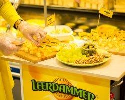 Vianočná kampaň Leerdammer s ppm v 3 krajinách
