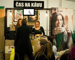 Kaviareň Jacobs Douwe Egberts
