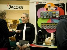 Coffe Shop Jacobs Douwe Egbers part of Profesia Days - job expo (2017) with cooperation of ppm factum ltd. (20)