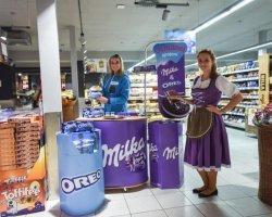OREO&MILKA promotion
