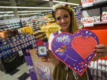 Milka Valentine - 624 promotional activities in 2 days (2)