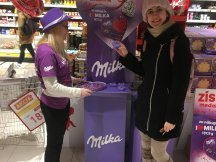 Milka Valentine - 624 promotional activities in 2 days (5)