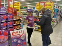 Milka Valentine - 624 promotional activities in 2 days (6)
