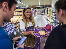 Milka Valentine - 624 promotional activities in 2 days (11)