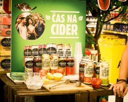 Cider active selling