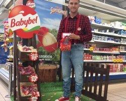 BabyBel promotion