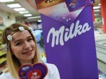 I Love Milka – valentínske promotion (1)