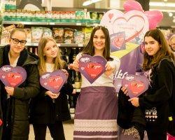 Mondelez Valentín: Najväčšia česko-slovenská akcia roka