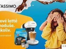 Retailová kampaň v online? Áno! Karamelové Latté od Tassimo. (1)