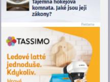 Retailová kampaň v online? Áno! Karamelové Latté od Tassimo. (4)