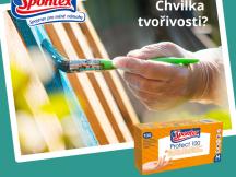 Kreatívna digitálna kampaň Spontex rukavice (3)